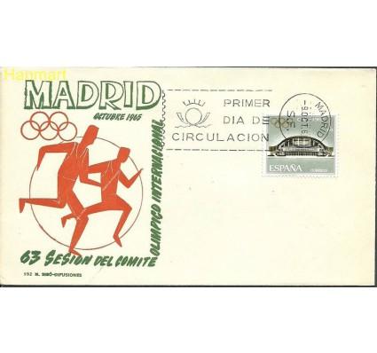 Hiszpania 1965 Mi 1567 FDC