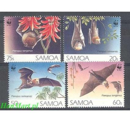 Znaczek Samoa 1993 Mi 754-757 Czyste **
