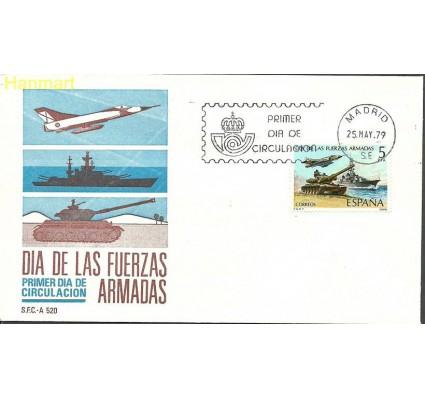 Znaczek Hiszpania 1979 Mi 2417 FDC