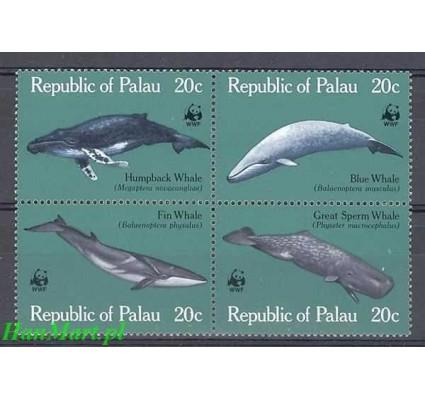 Palau 1983 Mi 20-23 Czyste **