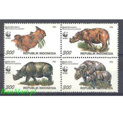 Znaczek Indonezja 1996 Mi 1648-1651 Czyste **