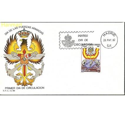 Hiszpania 1982 Mi 2547 FDC
