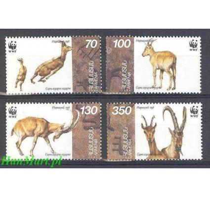Armenia 1996 Mi 298-301 Czyste **