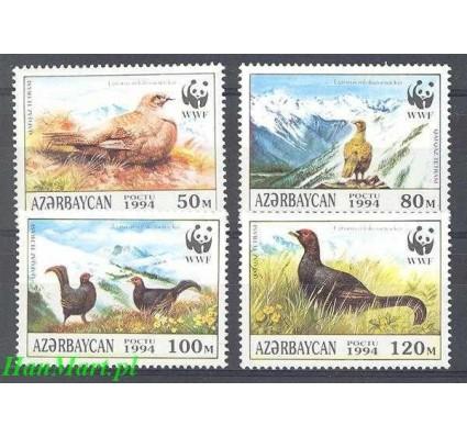 Znaczek Azerbejdżan 1994 Mi 161-164 Czyste **