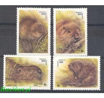 Znaczek Białoruś 1995 Mi 96-99 Czyste **