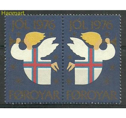 Wyspy Owcze 1976 Mi jol 1976 Czyste **