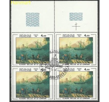 Znaczek Francja 1982 Mi marvie2345 Stemplowane