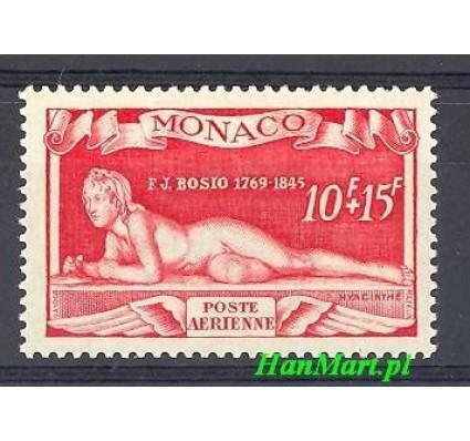 Monako 1948 Mi 355 Czyste **