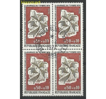 Francja 1974 Mi vie1865 Stemplowane