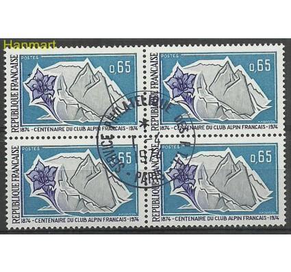 Znaczek Francja 1974 Mi vie1868 Stemplowane