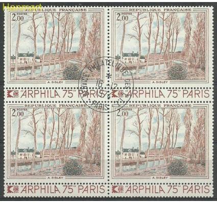 Znaczek Francja 1974 Mi vie1893 Stemplowane
