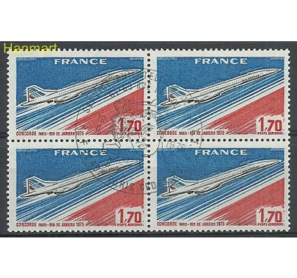 Francja 1976 Mi vie1951 Stemplowane