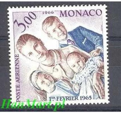 Monako 1966 Mi 825 Czyste **