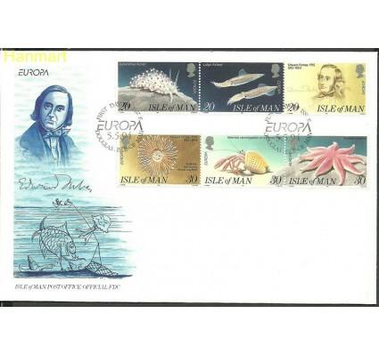 Znaczek Wyspa Man 1994 Mi 587-592 FDC