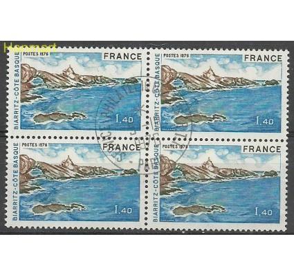 Znaczek Francja 1976 Mi vie1991 Stemplowane