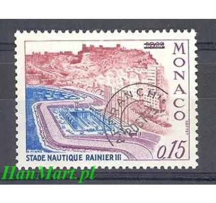 Znaczek Monako 1967 Mi 869 Czyste **