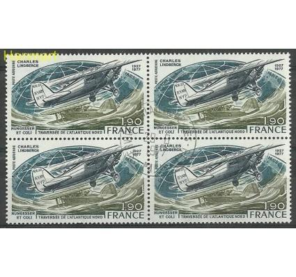 Znaczek Francja 1977 Mi vie2032 Stemplowane