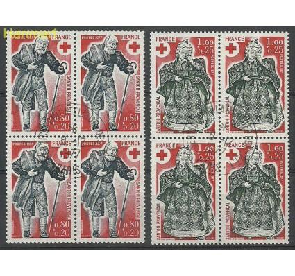 Znaczek Francja 1977 Mi vie2054-2055 Stemplowane