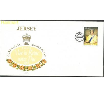 Jersey 1993 Mi 623 FDC
