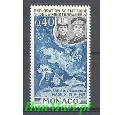 Monako 1969 Mi 954 Czyste **