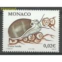 Monako 2002 Mi 2574 Czyste **