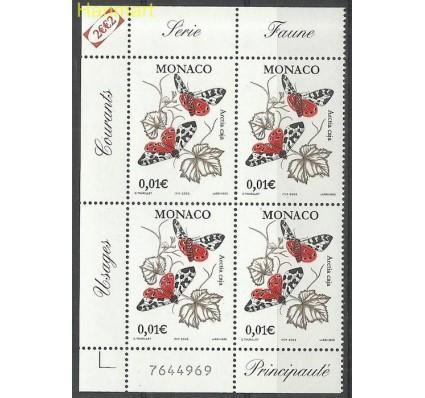 Monako 2002 Mi 2573 Czyste **