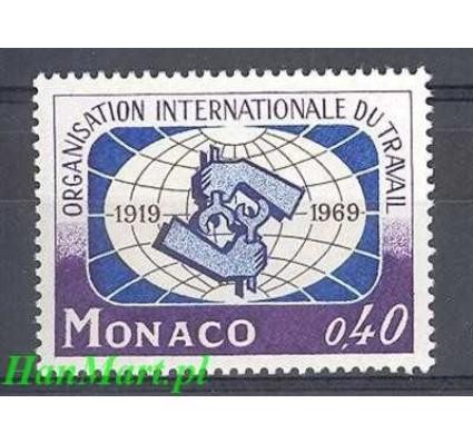 Monako 1969 Mi 956 Czyste **