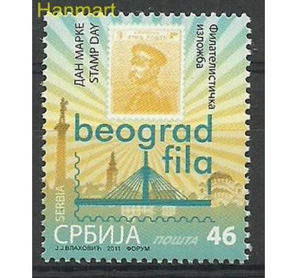 Znaczek Serbia 2011 Mi 436 Czyste **