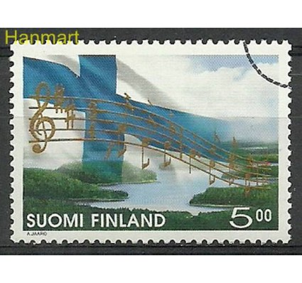 Znaczek Finlandia 1998 Mi spe 1434 Czyste **