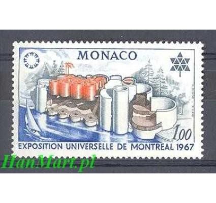 Monako 1967 Mi 867 Czyste **