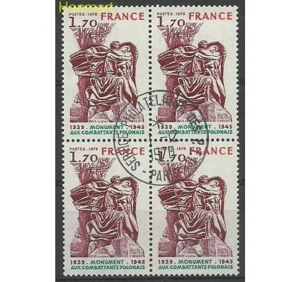 Znaczek Francja 1978 Mi vie2126 Stemplowane
