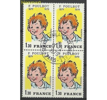 Znaczek Francja 1979 Mi vie2144 Stemplowane