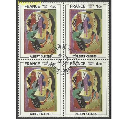 Znaczek Francja 1981 Mi vie2248 Stemplowane