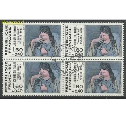 Znaczek Francja 1982 Mi vie2327 Stemplowane