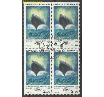 Znaczek Francja 1982 Mi vie2334 Stemplowane