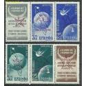Rumunia 1958 Mi dre1717-1720 Czyste **
