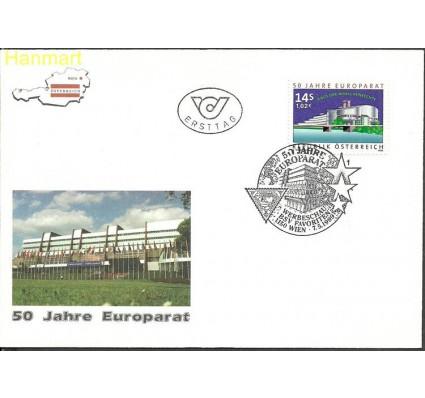 Znaczek Austria 1999 Mi 2280b FDC