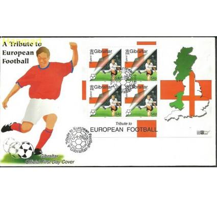 Znaczek Gibraltar 2000 Mi ark 913 FDC