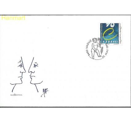 Znaczek Liechtenstein 1999 Mi 1200 FDC