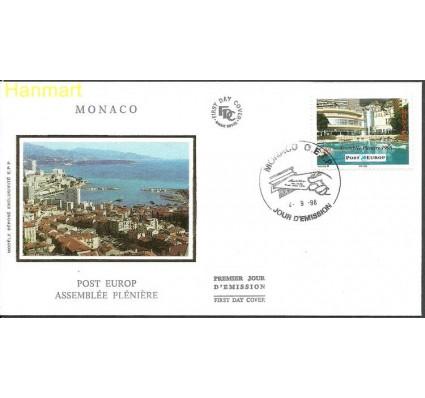 Znaczek Monako 1998 Mi S2422 FDC