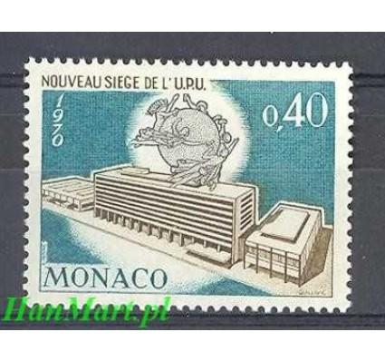 Znaczek Monako 1970 Mi 976 Czyste **