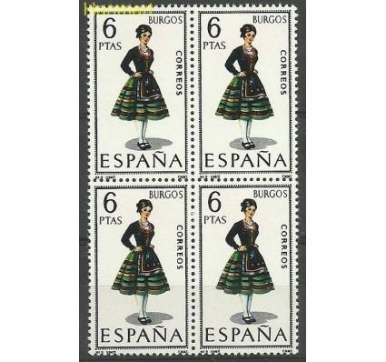 Znaczek Hiszpania 1967 Mi 1709 Czyste **