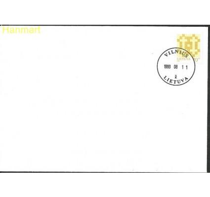 Znaczek Litwa 1999 Mi 668II FDC