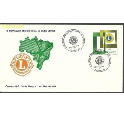 Znaczek Brazylia 1977 Mi 1586p FDC