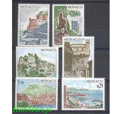 Monako 1974 Mi 1148-1153 Czyste **