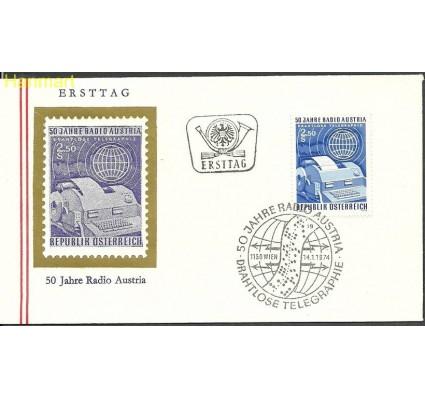 Znaczek Austria 1974 Mi 1437 FDC