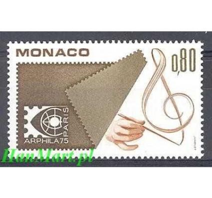 Monako 1975 Mi 1176 Czyste **