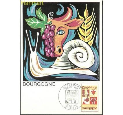 Znaczek Francja 1975 Mi 1936b Karta Max