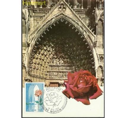 Znaczek Francja 1975 Mi 1939a Karta Max