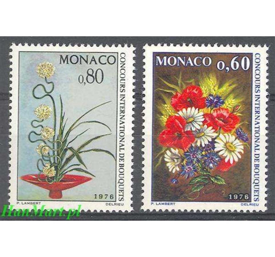 Monako 1975 Mi 1189-1190 Czyste **
